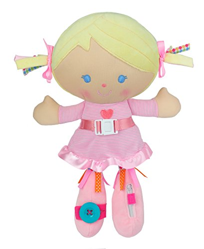 Kids Preferred Label Loveys Learn to Dress Doll