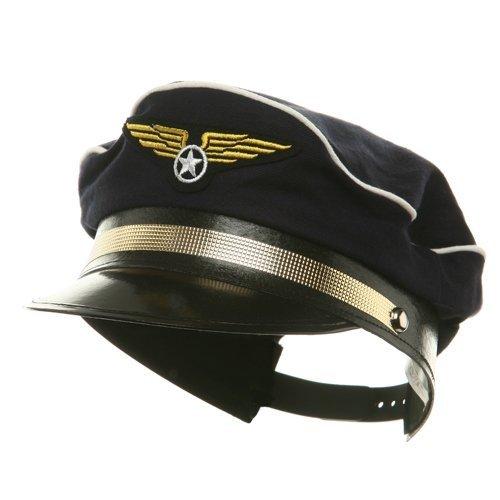 Pilot Hats-Navy