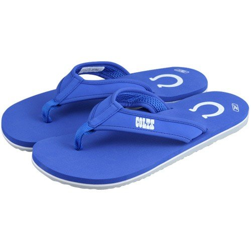 Cheap Reebok Indianapolis Colts Royal Blue Summertime Flip Flops (B000VLC3SK)