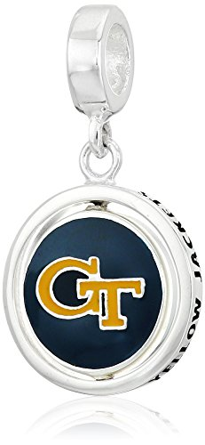 Persona Sterling Silver Georgia Tech Charm