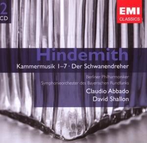 Hindemith - Musique pour Orchestre / Ensemble 41gI79vwtrL