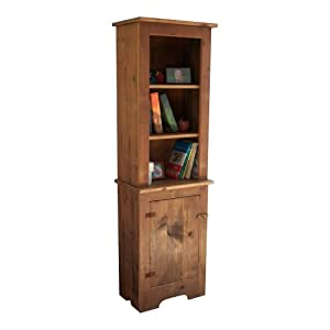 Twig country kitchen cabinet with hutch for Amazon kitchen cabinets