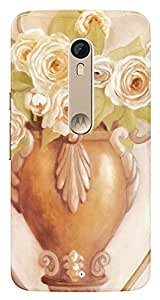WOW Printed Designer Mobile Case Back Cover For Motorola Moto X Style