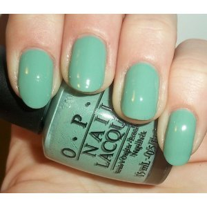 OPI Pirates of the Caribbean - Mermaid's Tears Nail Lacquer, 0.5 oz