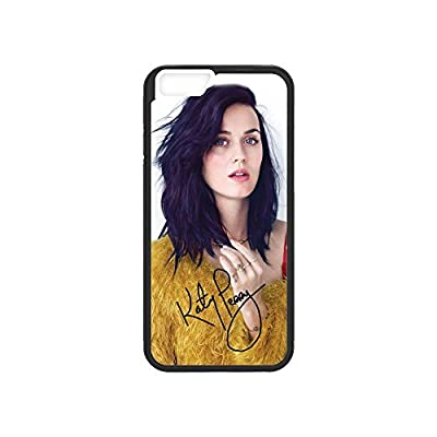 """Personalized TPU Black Iphone 6 Case Katy Perry Case For Iphone 6s 4.7"""""""