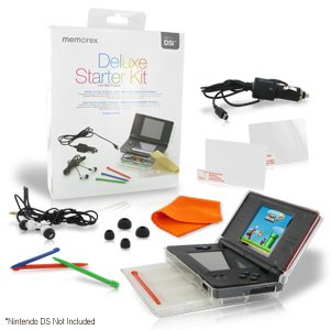 Deluxe Starter Kit for DSi