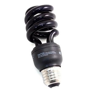 uv fluorescent black light bulb science lab supplies. Black Bedroom Furniture Sets. Home Design Ideas