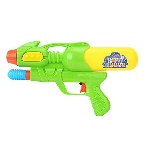 plage-jouets-en-plastique-squirt-gun-gun-eau-squirt-soaker-jeux-vert