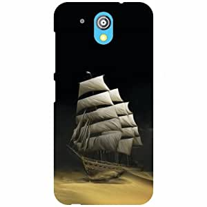 Printland Shore Phone Cover For HTC Desire 526G Plus