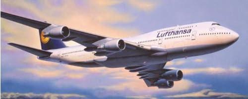 Revell レベル 04219 BOEING 747-400 ボーイング 747-400 ルフトハンザ 1/144 [並行輸入品]