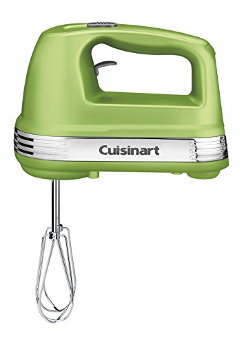 Cuisinart HM-50PM Power Advantage 5-Speed Hand Mixer, Peridot (Hand Mixer Color compare prices)