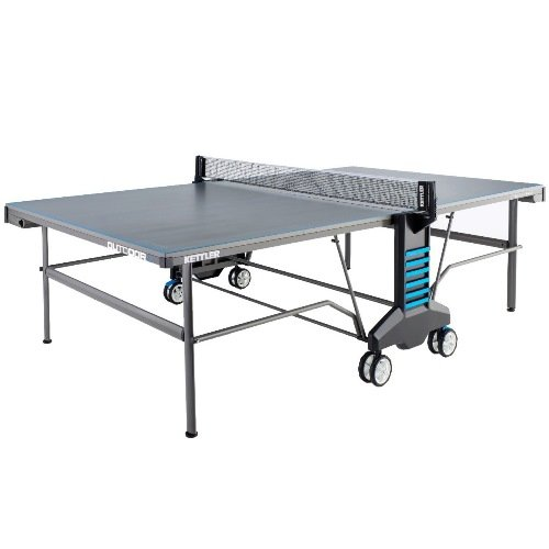 Kettler Table Tennis Table - Outdoor 6 Exclusive
