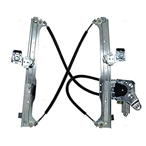 passengers rear power window lift regulator