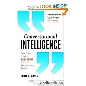 Conversational Intelligence leaders building trust