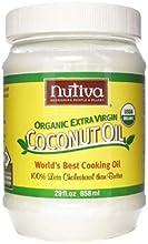 Nutiva Organic Coconut Oil 3x29 OZ