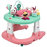 Tiny Love 4-in-1 Here I Grow Baby Walker and Mobile Activity Center, Tiny Princess Tales (Color: Pink)