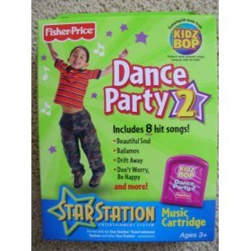 Fisher Price Star Station Dance Party #2 ROM Pack - 1