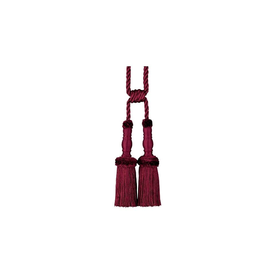 31.5 Elegant French Style Dual Tassels for Any Tapestry or Drapery RD