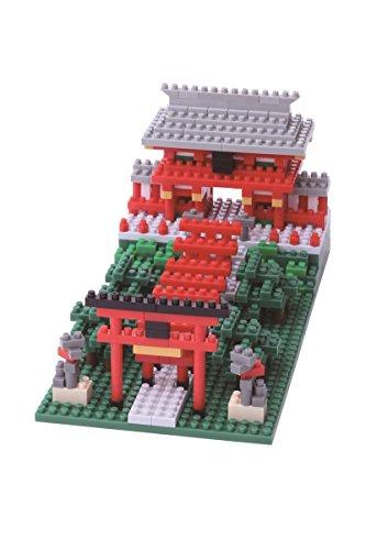 Nano block Inari shrine NBH_108