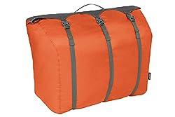 Osprey Packs StraightJacket Compression Sack Poppy Orange 8 L