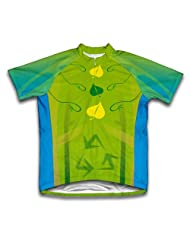 Ecoleaf Short Sleeve Cycling Jersey for Women