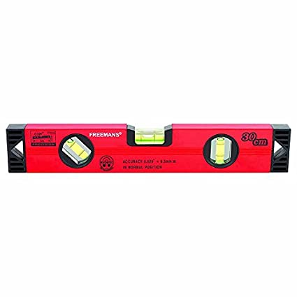 BS330M Aluminium Spirit Level