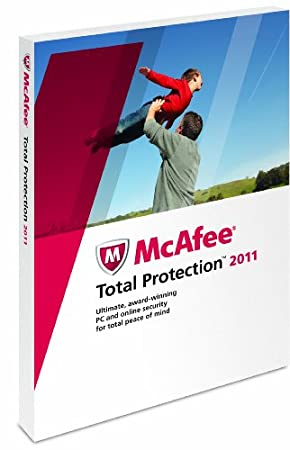 McAfee Total Protection 1-User 2011