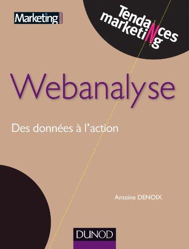 Webanalyse - Des données à l'action
