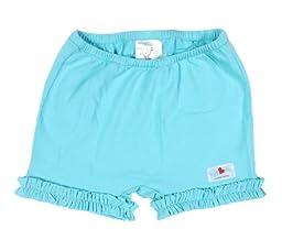 Hide-ees Better Than Bloomers Girls Under Dress Shorts Ruffle 2T-4T Blue Bell-ees