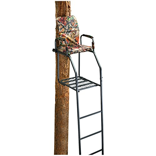 Great Features Of Guide Gear 16' Archer's Ladder Tree Stand