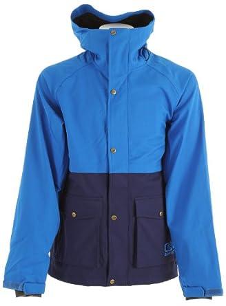 Buy Bonfire Tanner Ski Snowboard Jacket Bluebird by Bonfire