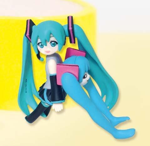 Miku figure Hatsune Miku ~ Shiteyan'yo single item to Hatsune Miku ~ Shiteyan'yo M249 ( prize ) - 1