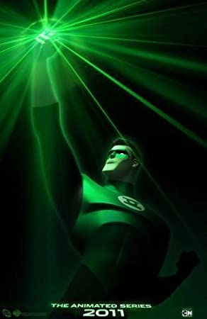 "Green Lantern The Animated Series Poster #01 24""x36"""