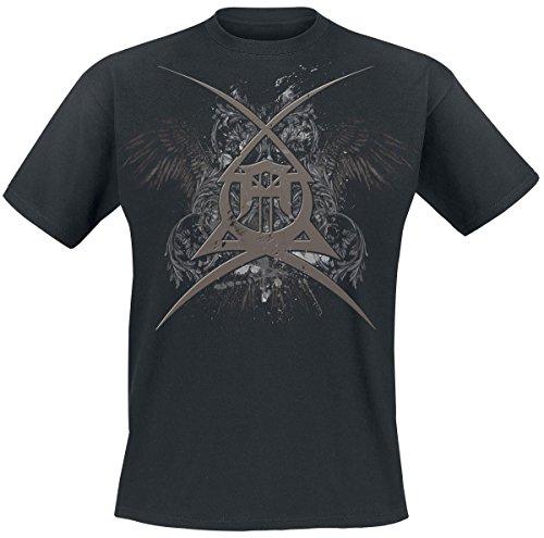 Equilibrium Rise Again T-Shirt nero XXL