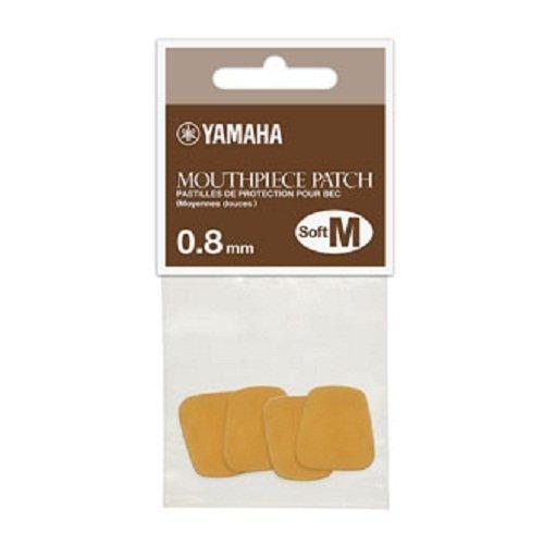 New YAMAHA Mouthpiece Patches 0.8mm Saxophone Clarinet 4pcs x 2 Sets MPPAM8S F/S