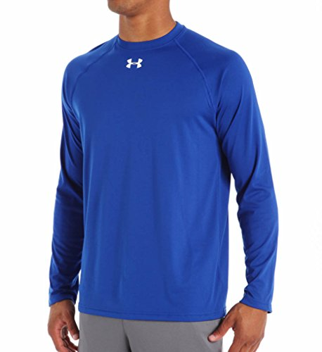Under armour men 39 s ua locker long sleeve t shirt for Men s ua locker long sleeve t shirt