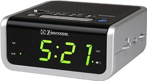 the best selling emerson clock radio. Black Bedroom Furniture Sets. Home Design Ideas