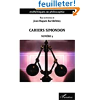 Cahiers Simondon, n° 5