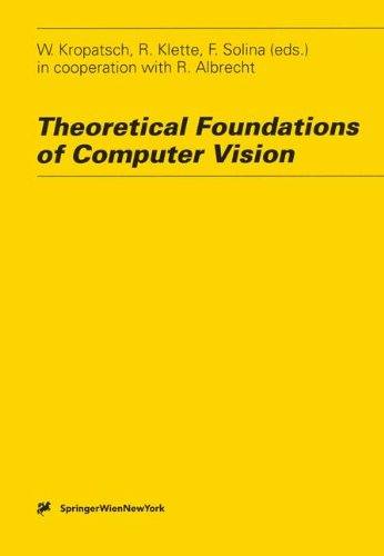 Theoretical Foundations of Computer Vision