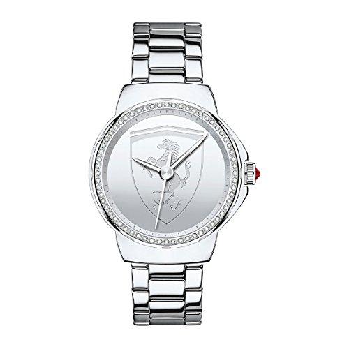 Ferrari Damas Cuarzo: Batería JAPAN Reloj 0820013