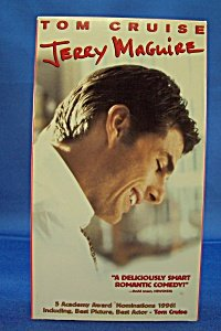 Amazon Com Jerry Maguire Vhs Tom Cruise Cuba Gooding