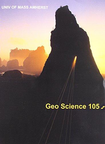 Geo Science 105 , UMass PDF