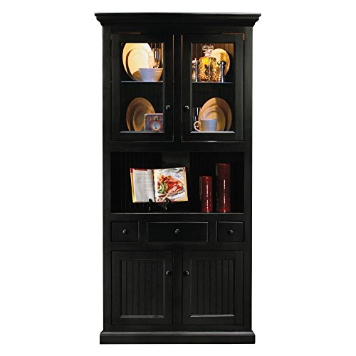 Eagle Furniture Customizable Corner Dining Hutch/Buffet (Kitchen Hutch Corner compare prices)