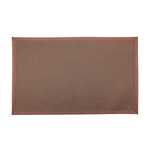 Valdler indoor door mat rug rectangular 18 inch by 30 inch for Decorative door mats indoor