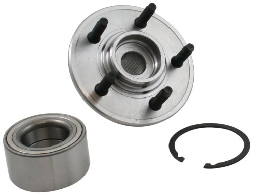 Dura International 29521000 Rear Hub Kit (Wheel Hub Ford Explorer 2009 compare prices)