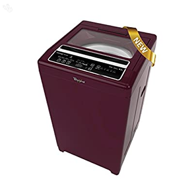 Whirlpool 622SD Whitemagic Premier Top-loading Washing Machine (6.2 Kg, Wine Chrome)