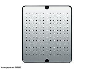 BLANCO égouttoir en plastique de haute qualité avec tablette de travail amovible en inox
