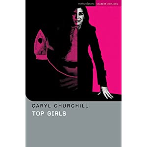 Image: Cover of Top Girls (Student Editions)