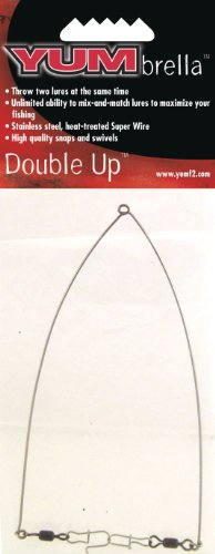 Save Price Yum Lures Yumbrella A Double-Up, 2 Wire  Best Offer
