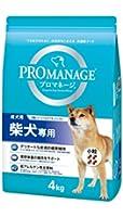 プロマネージ (PROMANAGE) 成犬用 柴犬専用 4kg